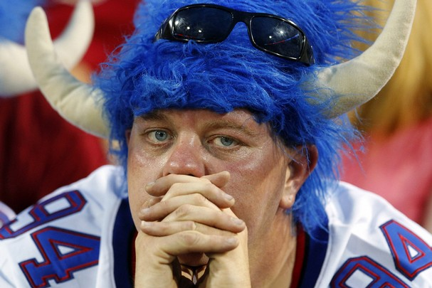 disappointed bills fan